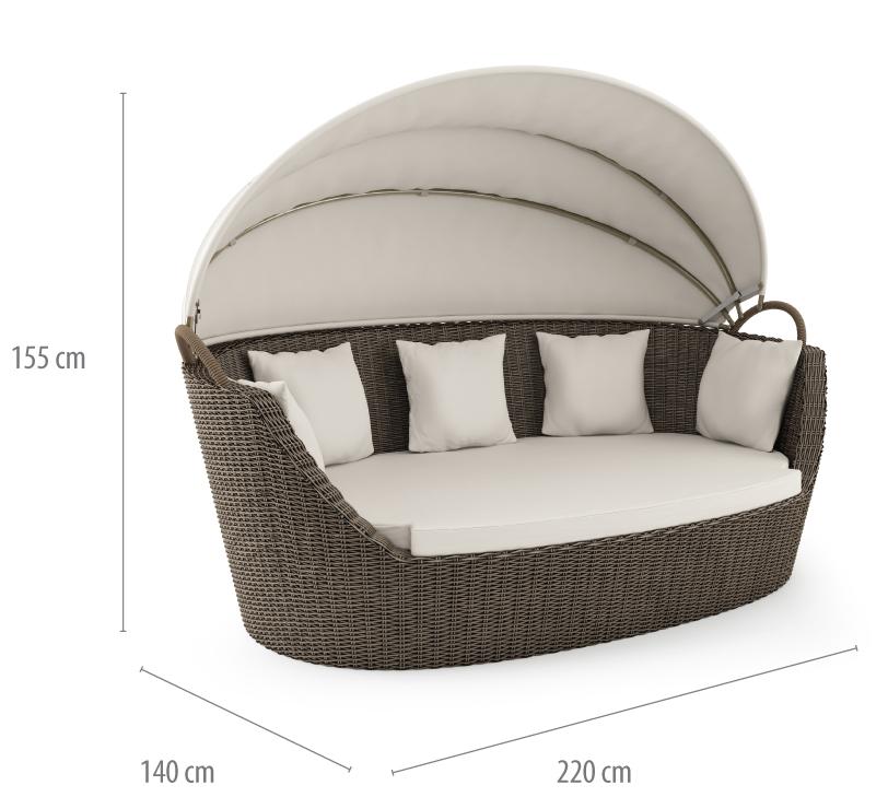 Sofa PORTOFINO