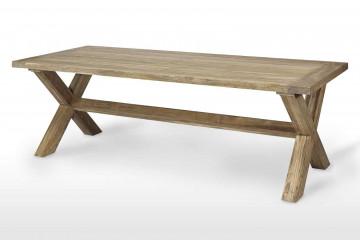 Садовый стол из тика LYON 300 см