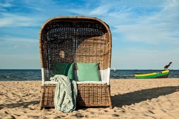 Пляжное кресло из ротанга ST TROPEZ DUO
