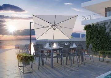 Садовый зонт Challenger T² Premium 3 x 3 м