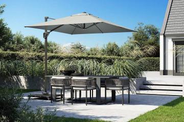 Садовый зонт VOYAGER T¹ 3 x 2 м