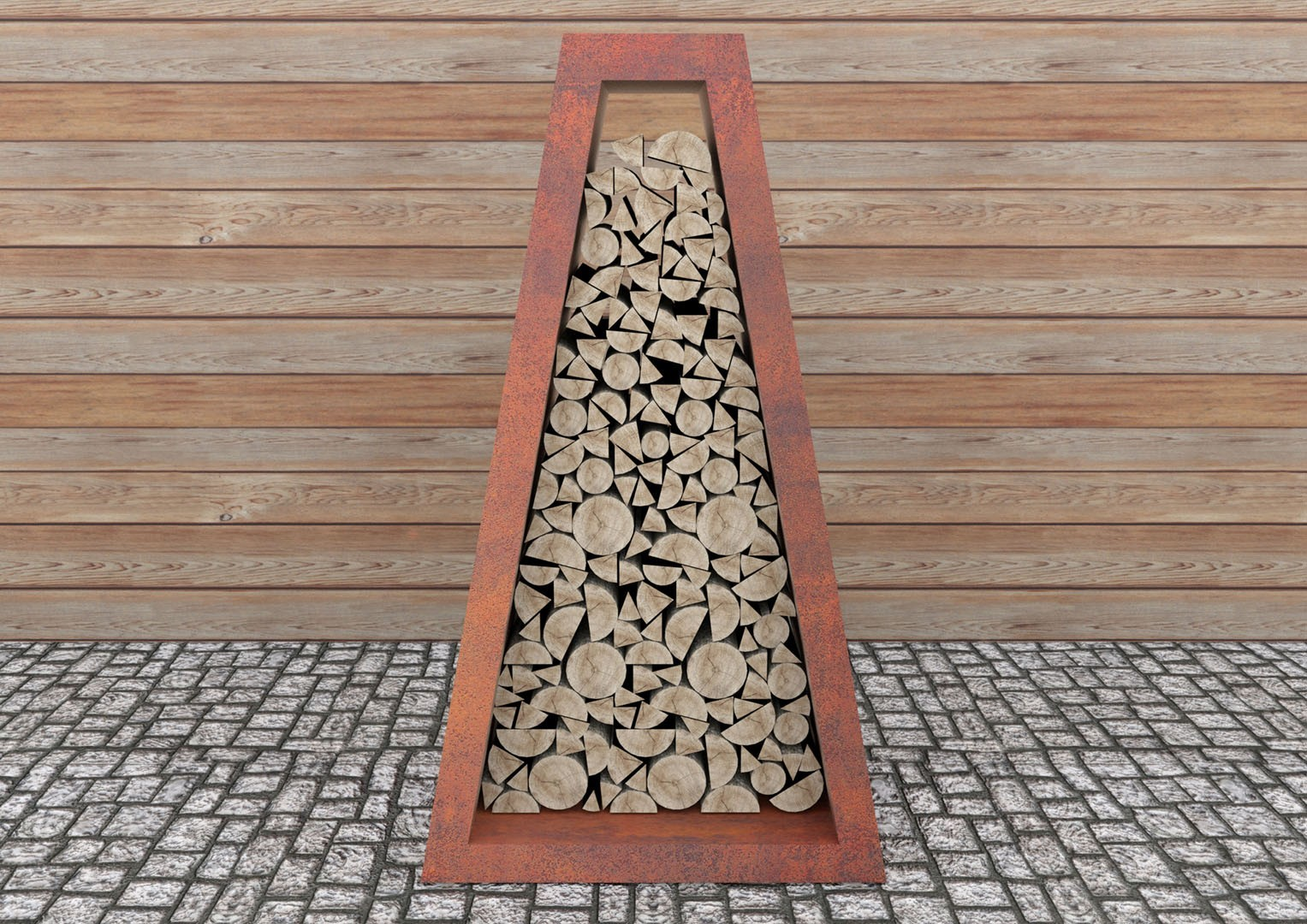 Стеллаж для дров Wood Storage II