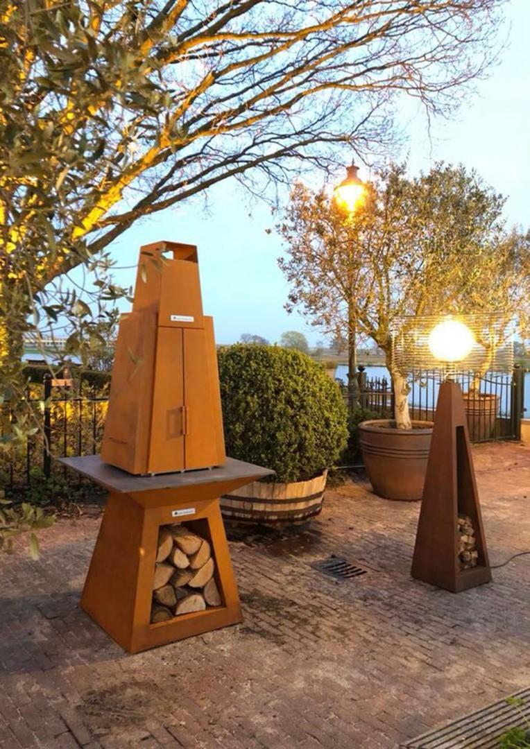Лампа Quan Garden Art