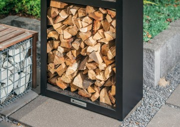 Стеллаж для дров Basic Wood Storage