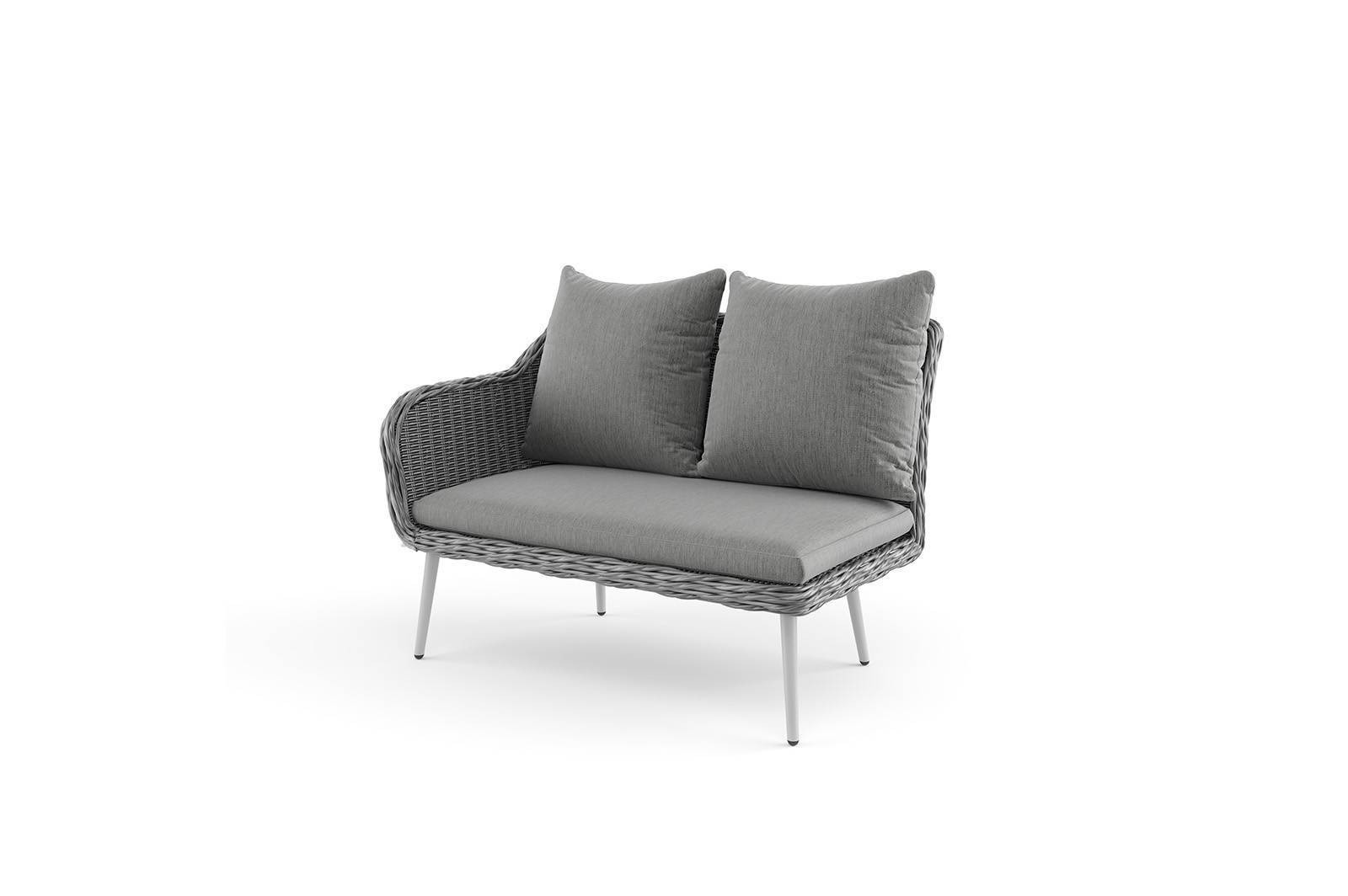 Комплект садовой мебели IMOLA серый