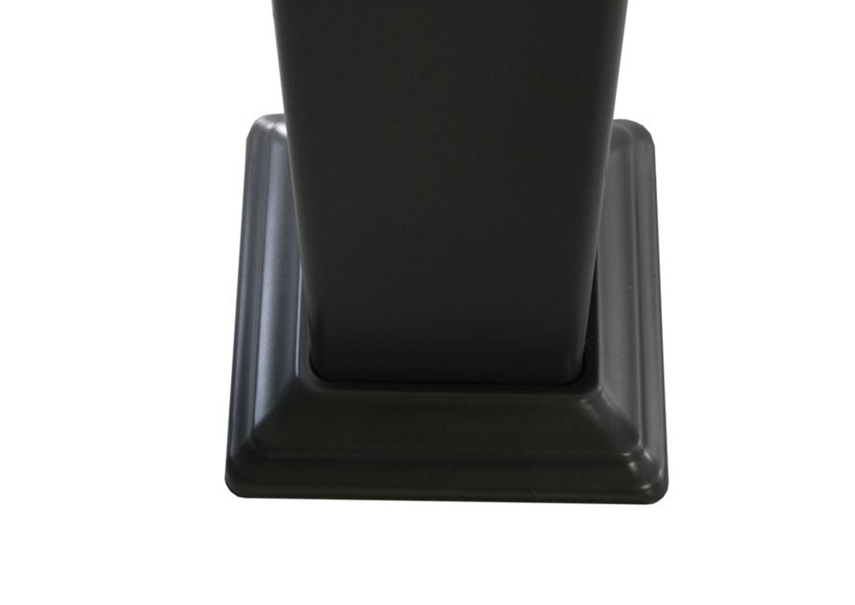Пергола для террасы Maranza 360 см серый