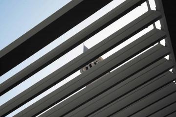 Навес для террасы Perara 300x400CM Grey