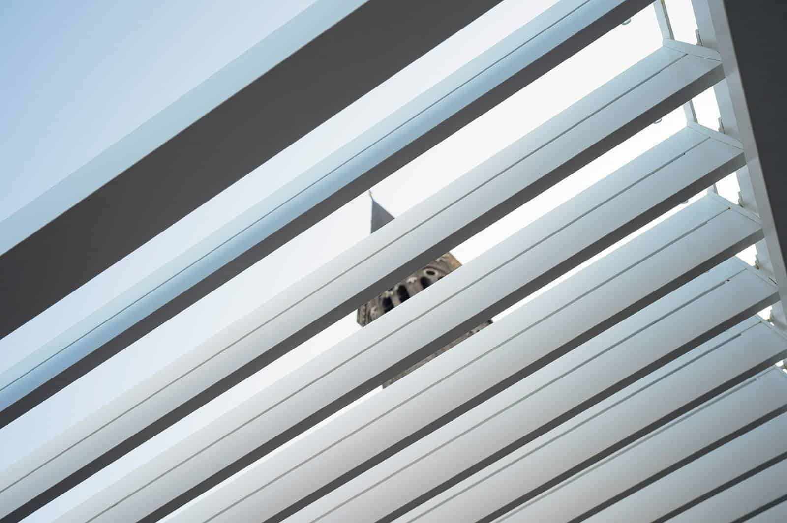 Навес для террасы Perara 360x360CM White