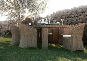 Садовый комплект Rapallo III