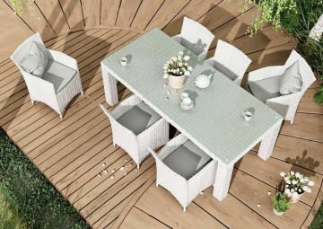 Садовый комплект Rapallo V
