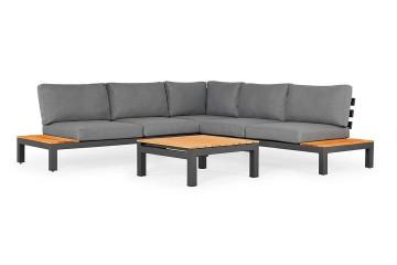Комплект садовой мебели VITA II антрацит