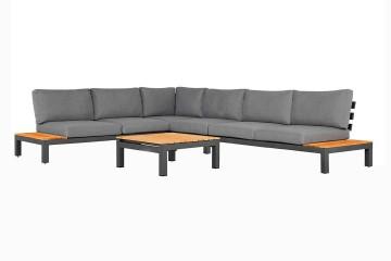 Комплект садовой мебели VITA III антрацит
