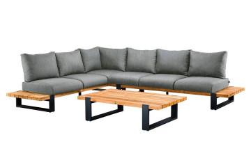 Комплект садовой мебели NARDO II антрацит