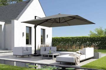 Садовый зонт Challenger T¹ TELESCOPE PREMIUM 3,5 X 3,5M