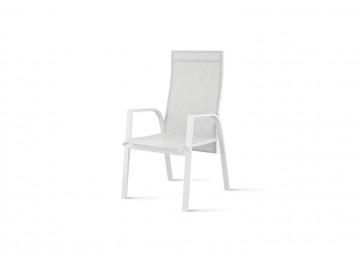 Садовый стул ALICANTE белый
