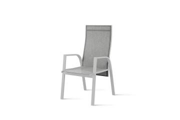 Садовый стул ALICANTE серый