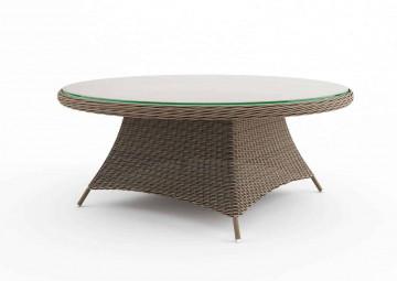Садовый стол RONDO 180 см песок