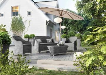Мебель для улицы LEONARDO серый