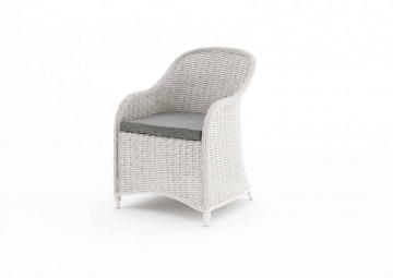 Садовое кресло LEONARDO белое