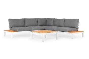 Комплект садовой мебели VITA II белый