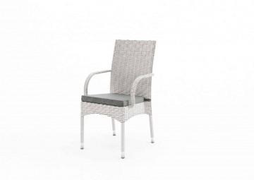 Садовый стул TRAMONTO белый