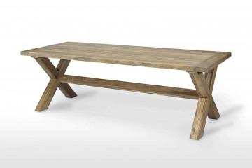 Садовый стол из тика LYON 240 см