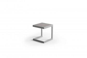 Садовый стол GRENADA серый