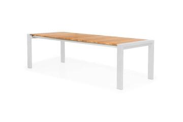 Садовый стол ARONA 212 см белый
