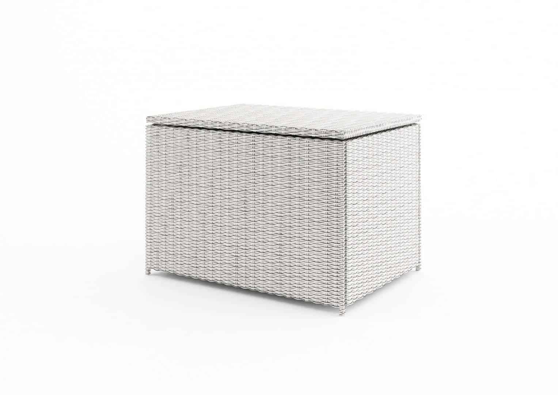 Ящик садовый SCATOLA 100 см белый