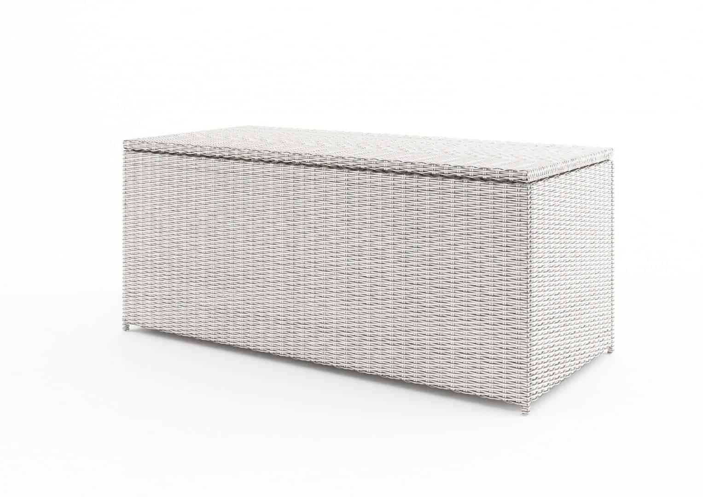 Ящик садовый SCATOLA 160 см белый