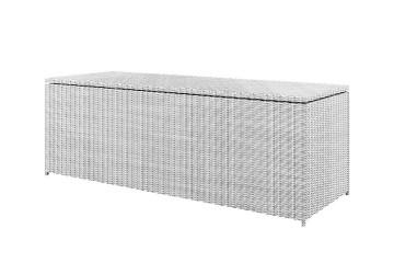 Ящик садовый SCATOLA 200 см белый