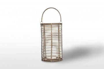 Лампион круглый AVIGNON ⌀30см x выс. 52см серый